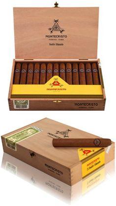 Montecristo double edmoundo cigars
