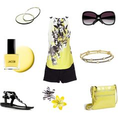 Summer Time, created by melissa-pina-garcia on Polyvore