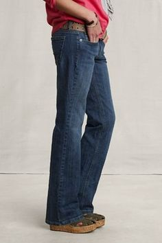Great price! - Women's Boot Cut Jeans $16.99 #cyberweek shopping