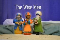 The Wise Men | GCED | HeartFelt Bible