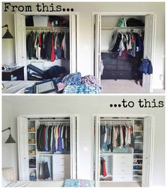 organization ideas ways small smart to avoid your pin these closet organize mistakes