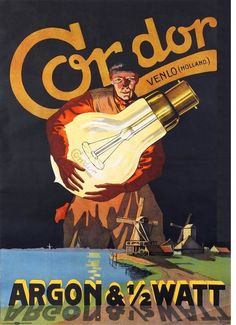 Vintage advertising posters | Condor