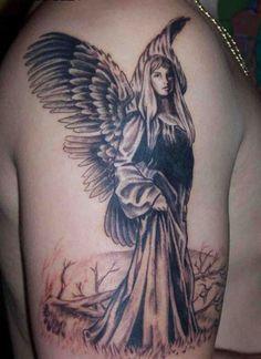 Angel Tattoo *****