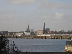 Kiel vom Ostuferhafen