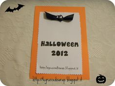 Card di Halloween