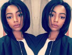 black women's makeup tips Simple Everyday Makeup, Everyday Makeup Tutorials, Everyday Makeup Routine, Natural Eyebrow Tutorial, Eyebrow Tutorial For Beginners, Natalie Halcro, Beginner Makeup Kit, Makeup Tips For Beginners, Glam Makeup