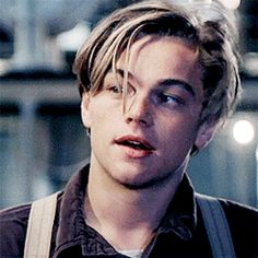 Gorgeous kid in Titanic