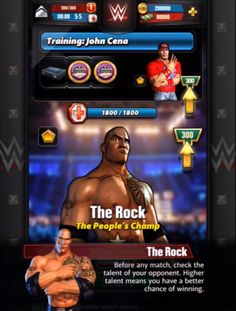 Learn how to get cash and credits by WWE Champions hack. Obtain latest tips for WWE Champions and beat your rivals. This is the best wresting game ever.  http://wwechampionscheats.club/
