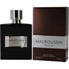 Mauboussin Pour Lui for Men Eau de Parfum Spray, 3.3 fl oz