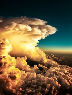 Storm Over Fort Myers, Florida