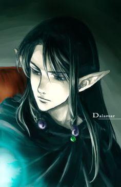 Dalamar the Dark //