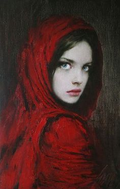 The portrait hanged on the wall remained everyone of the Young girl who had gone missing Woman Painting, Painting & Drawing, Portrait Art, Face Art, Beautiful Paintings, Amazing Art, Cool Art, Art Drawings, Art Photography