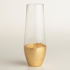 unconventional champagne flutes