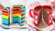 Most Satisfying Chocolate Cake Compilation | 10 Amazing Cake Decorating Ideas - YouTube