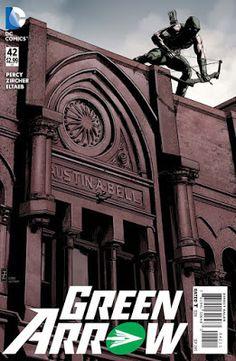 Weird Science: Green Arrow #42 Preview