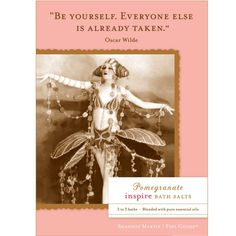 Shannon Martin Be Yourself Bath Salts – EnAvance