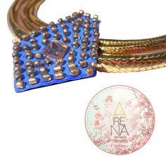 Collar Manantial ❤ bordado totalmente a mano ❤ disponible en www.linio.com.ve ¡aprovecha el caber lunes! #love #navidad #moda #fashion #accesorios #necklace #collar #manantial