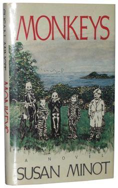 Susan Minot - 'Monkeys' (1986)