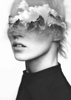 New Eye Photography Photoshop Double Exposure 23 Ideas Bw Photography, Multiple Exposure Photography, Photoshop Photography, Creative Photography, Photography Hashtags, Japanese Photography, Minimalist Photography, Dual Exposure, Double Exposure Effect