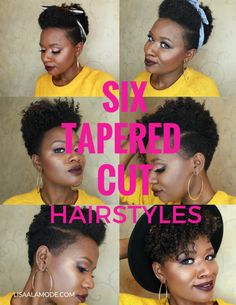 Curly and kinky hair needs special treatment and super-nutritive moisturizing products. Our journalist Karen Hill will share her positive experience in trying several hair-care lines. Read on and find new ways to get your shiny healthy curls! Natural Hair Cuts, Natural Hair Journey, Natural Hair Styles, Tapered Natural Hairstyles, Natural Tapered Cut, Undercut Natural Hair, Tapered Afro, Natural Hair Haircuts, Natural Beauty