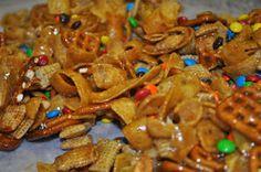 Beth's Favorite Recipes: Frito Snack Mix