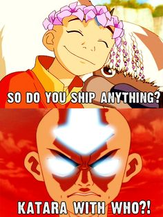 No no I ship her with you! Jet is the worst person ever and Zuko, well.... We won't talk about that.