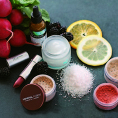 Gluten Free Cosmetics, Toiletries and Beauty Brands