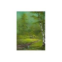 ... > Shop by artist > bob ross paintings > purple plum fuschia forest