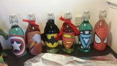 Superhelte-fødselsdag
