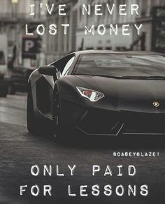 Money does not guarantee happiness.