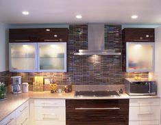 Fantastic And Amazing Kitchen Backsplash Glass Tile  www.tilemaryland.com