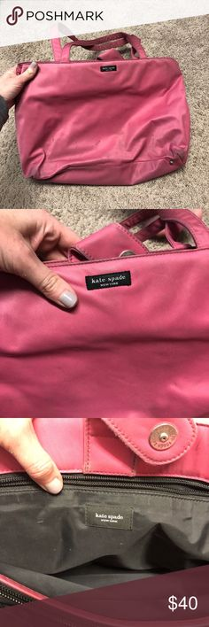 Kate Spade Bag Authentic Kate Spade Bag in good condition, normal signs of use. kate spade Bags Shoulder Bags