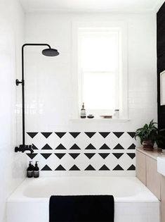 Triangle Wall Decals Geometric Vinyl Boho Pattern Stickers Decal For Nursery Bathroom Dorm