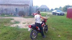 Прикол на мотоцикле (+плейлист)