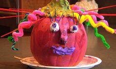 Playful Pumpkins by Heidi Klum