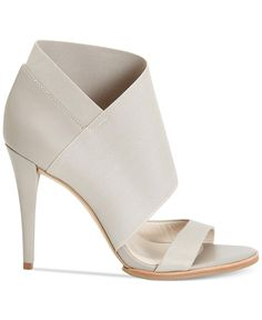 The perfect transition shoe by Calvin Klein! Wear to work in the Spring with a pencil skirt and blazer or out at night with a sleek mini dress.