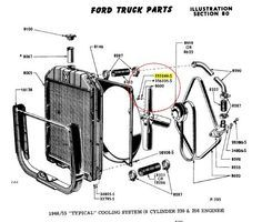 1940 Ford Clutch Diagram together with 375135843933712616 as well 1476421 Throttle Linkage Help On 1950 F1 With 226 A also Flathead drawings trans furthermore Flathead drawings electrical. on 1950 ford f1 truck frame