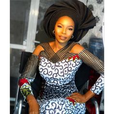 80 Edition Of - Aso Ebi Lace And African Print Outfits To Look Super Trendy Latest African Fashion Dresses, African Print Dresses, African Print Fashion, African Wear, African Dress, African Style, African Outfits, Ankara Fashion, African Prints