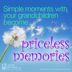Priceless Memories.