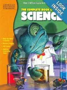 The Complete Book of Science, Grades 3-4: School Specialty Publishing: 9781561895021: Amazon.com: Books