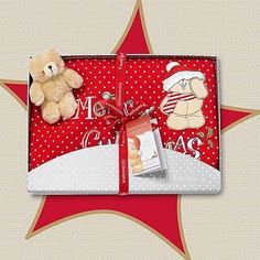 Create even more festive cheer, with our Forever Friends Christmas Toy Sack. Sure to be treasured for years to come, the sack also comes with your very own Forever Friends bear, in the perfect size for little hands! Made from soft jersery cotton, with a drawstring satin ribbon, the Christmas toy sack features a wonderful applique of the Forever Friends bear, and beautiful embroidery wishing everyone 'Merry Christmas' and would look lovely under the tree.