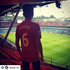 Nice pic! Keep your submissions coming in to #UnitedInRed!  #Repost @faisal.r.h ・・・ Match Soon! Manutd Vs Vålerenga ⚽ #Gomanu #manutd #fotball #unitedinred #vålerenga #ullevål
