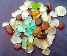 Sea Glass or Beach Glass from Hawaii Beaches by SeaGlassFromHawaii