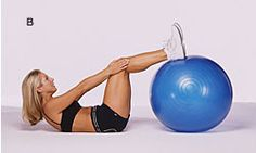Leg Exercises and Ab Exercises: The Belly and Thighs Workout - Prevention.com- gonna try this one