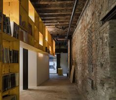 #Architecture in #Spain - #OfficeOfArchitecture by CUAC Arquitectura, ph Fernando Alda