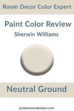 Sherwin Williams Accessible Beige is a beautiful paint color! Find out these valuable tips before you buy this color, so you don't make a costly mistake. Balanced Beige Sherwin Williams, Anew Gray Sherwin Williams, Kilim Beige Sherwin Williams, Wordly Gray Sherwin Williams, Taupe Paint Colors, Paint Colors For Home, Gray Color, Neutral Paint, Paint Colors