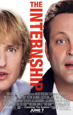 The Internship Movie Poster #5 - Internet Movie Poster Awards Gallery