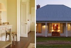 Scone Farmhouse Traditional Australian Country Farm House Hunter Valley