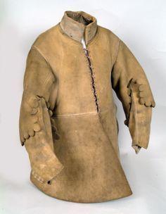 Eilif 1620ad british clothing - men- peasant