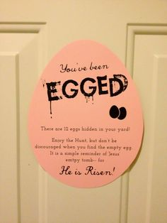 Free Easter Family Home Evening Printable I should do this with my high schoolers!